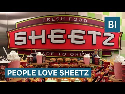 """The die-hard fans of Sheetz hate when you call the convenience store """"just a gas station"""""""