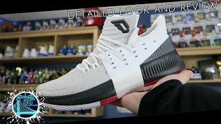adidas dame 3 rip city   detailed look and review