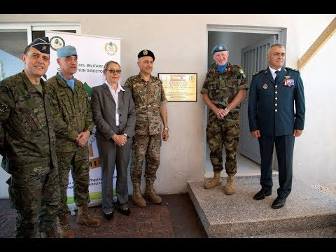 New LAF CIMIC Centre in south Lebanon to better serve communities