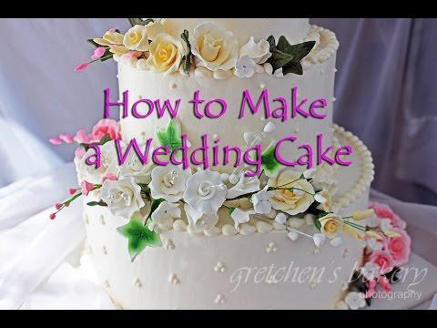 Ingredients to make a cake recipe vegan wedding