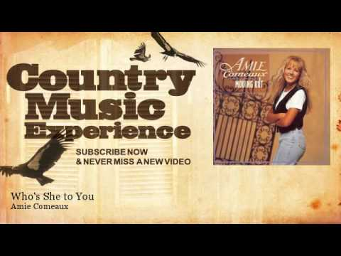 Amie Comeaux  Whos She to You  Country Music Experience
