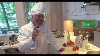 How to Make Million dollar crepes | Chef Wonderful aka Kevin O'leary