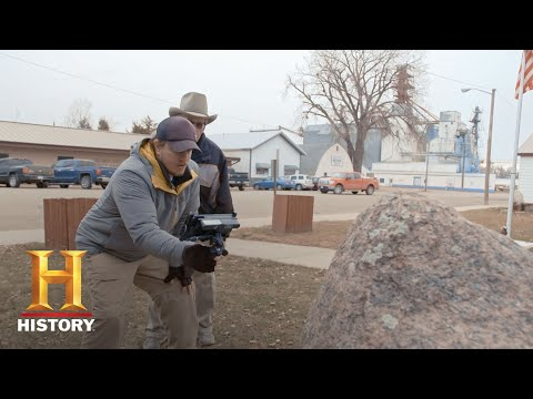 Found: Bonus - Carved Stone in South Dakota | History