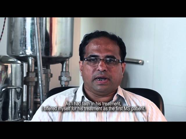 Effective and successful management of Multiple Sclerosis or MS - Interview