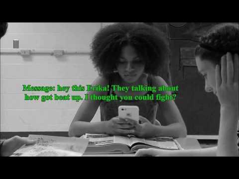 Penns Grove High School Cyber bullying (Short Film)