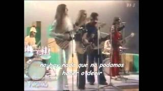 The Doobie Brothers - Listen to the music (Subtítulos español)