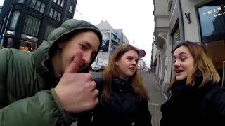 СЪЁМКИ КЛИПА РОК ГРУППЫ, SAULKRASTI, KAFE Life видео 108