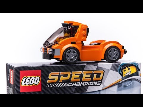 mclaren truck made from lego speed champions 75880 set. Black Bedroom Furniture Sets. Home Design Ideas