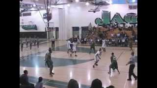LB Poly boys basketball vs. Cabrillo 1/25/13
