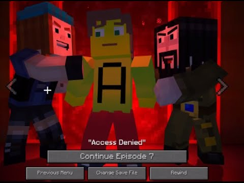 How To Add Custom Skins In Minecraft Story Mode Youtube