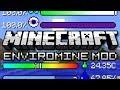 Minecraft: Super Hardcore Survival! (EnviroMine Mod Showcase)