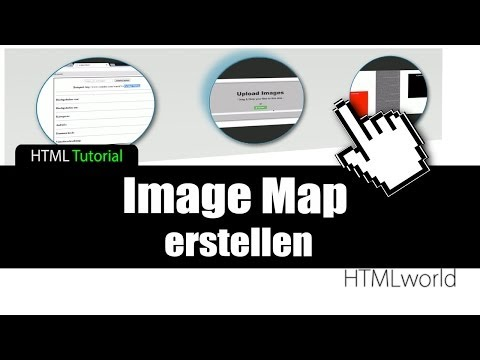 HTML Tutorial: Image Map Erstellen // Deutsch