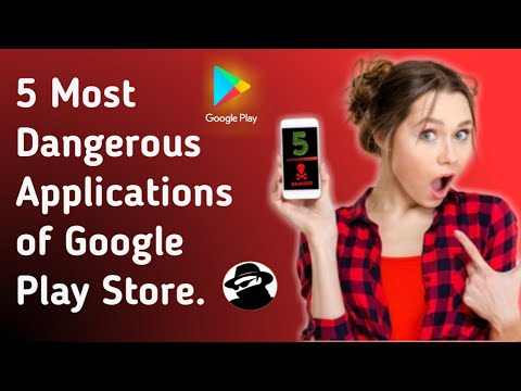 5 Top Android Applications of Google Play Store, Which Every one Should Try & Very Useful,
