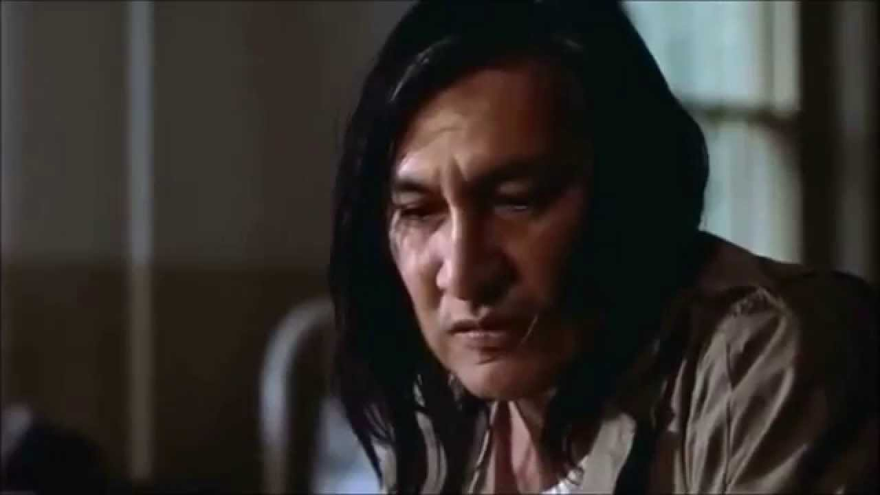 chief bromden It is an all is lost moment for one patient in particular chief bromden (will sampson) who came out of his silent shell directly because of macmurphy's encouragement in this scene, bromden decides to act by doing two things: first, free macmurphy from a lifetime of imprisonment second honor his old friend.