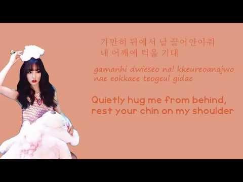Girl's Generation (소녀시대) - Back Hug (백허그)