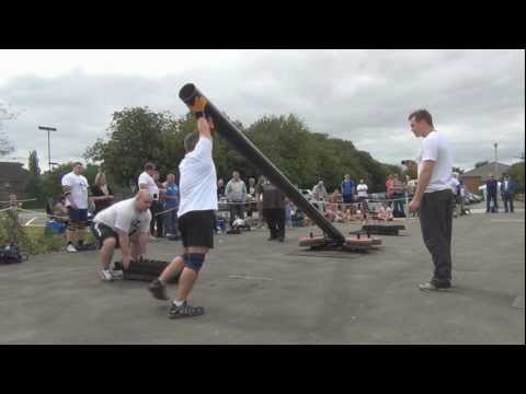 Melton Mowbray's Strongest Man 2011 - Will Sanderson