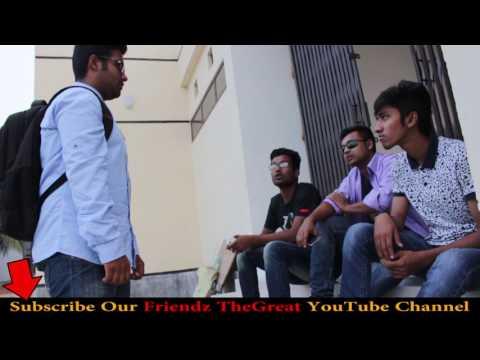 RAG | Khulna University | Bangla Funny Video | Friendz TheGreat