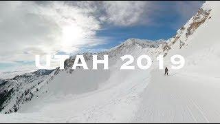 Ski Utah - Utah - Snowbird, Alta | January 2019