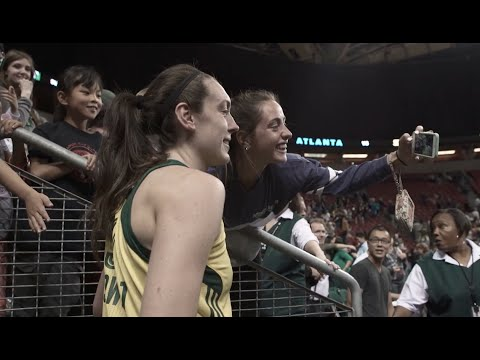 Breanna Stewart Adjusts to Life as a WNBA Rookie // Episode 2