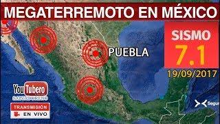 terremoto mexico 7 1 enlace en vivo desde mexico df