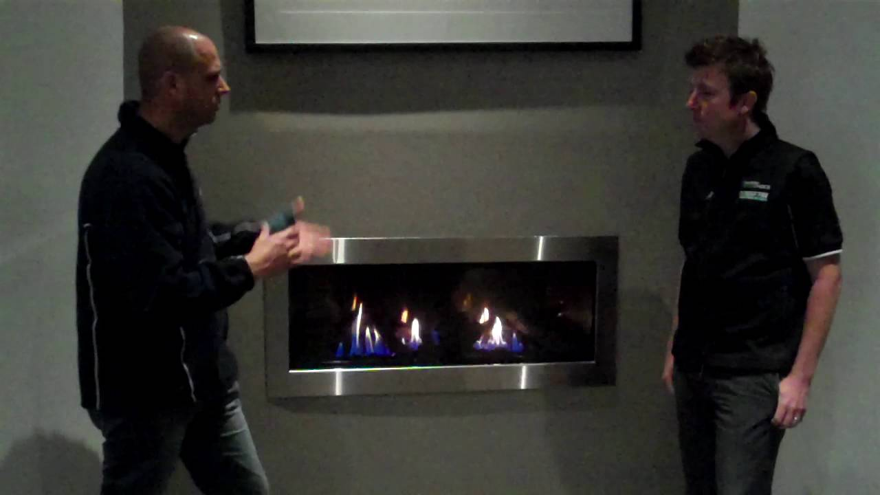 heat u0026 glo xlr plus fireplaces melbourne youtube