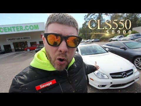 From Savage to Nice the 2008 Mercedes Benz CLS 550 | Final For Sale REVIEW & Test Drive (AutoVLOG)