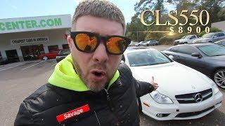 Mercedes CLS-Class 2008 Videos