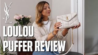 YSL Lou Lou Puffer Review | Wh…