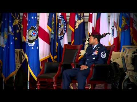 Master Sergeant Ivan Ruiz, Air Force Cross Recipient