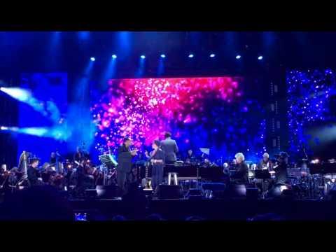 Quincy Jones & Friends Stuttgart July 2017 - George Benson & DeeDee Bridgewater.