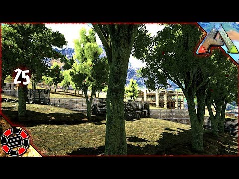 TIME TO BUILD A FRUIT FARM ~ ep25 ~ ARK: Survival Evolved Release