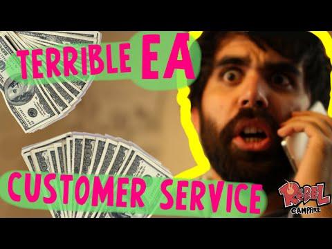 Terrible EA Customer Service