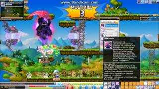Maplestory: Battle Mage Revamp (2015) All skills + hypers
