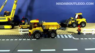 LEGO CITY DEMOLITION FILM
