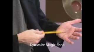 No. 2 Pencil Magic Trick