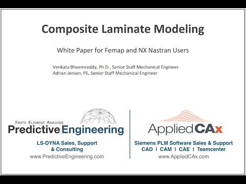Predictive Engineering - Composite Laminate Modeling Seminar - November 20, 2014