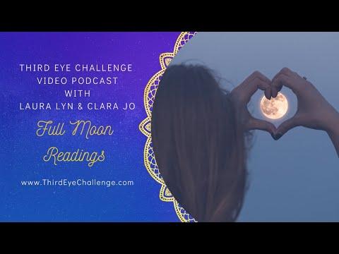 Episode 71 – Full Moon FREE Readings