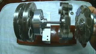 Cientistas se surpreenderam quando viram motor magnético perpétuo! Brasileiro tem Ideias incríveis!