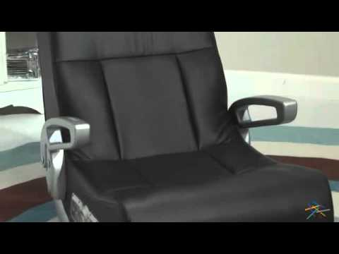 X Rocker II Wireless Video Game Chair   Product Review Video