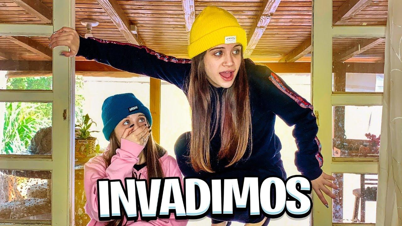 INVADIMOS A CASA DE UMA FÃ 3 *ela chorou*!!!