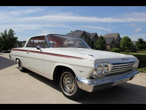 1962 Chevy Impala Classic Muscle Car For Sale In Mi Vanguard Motor Sales Youtube