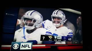 McGregor dance Dallas Cowboys