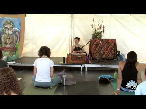 giselle mari yoga: inner light bright: chakra tuning and