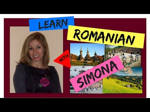Romanian Lessons with private tutor