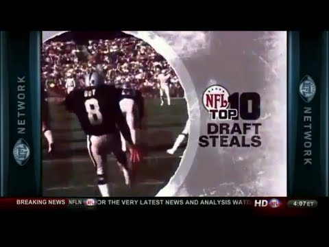 Ray Guy - Top 10 Draft Steals