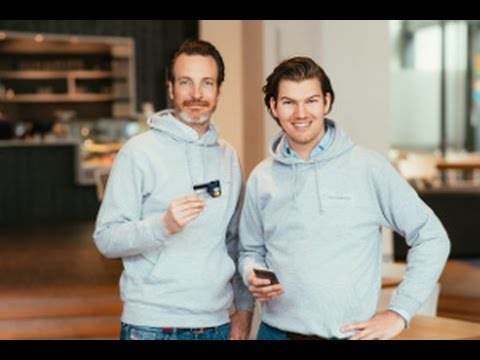 Number26 Selfie Video: Berlin's modern Bank Account Startup