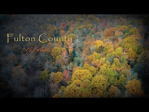 Fulton County Hunting Property With Thick Timber And Great Deer