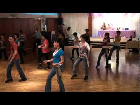 Who Let the Dogs Out Line Dance - YouTube |Dog Line Dance
