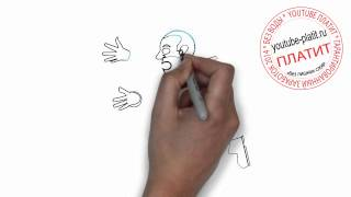 Как нарисовать идущего в атаку солдата(Как нарисовать картинку поэтапно простым карандашом за короткий промежуток времени. Видео рассказывает..., 2014-06-28T12:48:00.000Z)