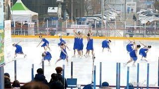 [2017.12.23] 올림픽 공원 야외 아이스링크 개…